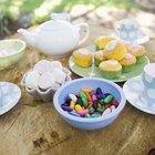 Ideas para la fiesta del té de mujeres cristianas