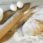 Métodos rápidos para descongelar massa de pão