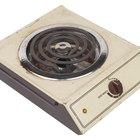 ¿Las hornillas eléctricas u hornillas sencillas consumen mucha electricidad?