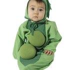Cómo hacer un traje de verduras fácil para niños