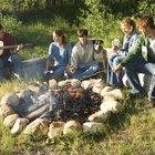 Juegos para una fogata en un campamento cristiano