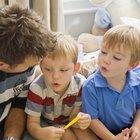 Actividades en la niñez temprana para el desarrollo social