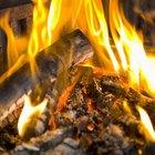 Qué tipo de transferencia de calor usa el fuego de leña