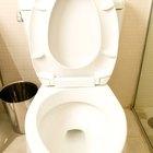 Como remover manchas amarelas do vaso sanitário