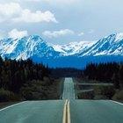El salario de los camioneros en Alaska