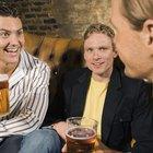 Cómo intentar diseñar un bar al estilo británico o irlandés