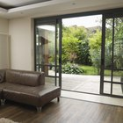 How to secure outside-track sliding-glass doors