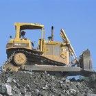 Especificações da Escavadeira Cat 320C