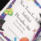 ¿Qué frases poner en invitaciones de fiestas de año nuevo?