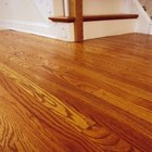 The best wall color for oak floors