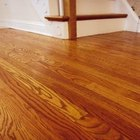 Wood is a good choice for living room floors.