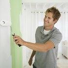 Cómo deshacerse del olor a pintura en una habitación que acabas de pintar
