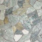 O peso do mármore travertino por metro cúbico