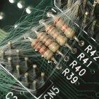 Cores de um resistor de 2,2K