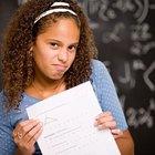 Problemas de comportamiento en la escuela en los niños