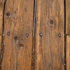 DIY Polished Floorboards