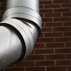 Cómo eliminar una obstrucción en unas tuberías galvanizadas