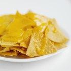 Cómo fundir queso pasteurizado para nachos