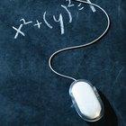 Como achar o ponto onde a função intercepta o eixo y