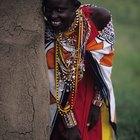 ¿Qué tipo de ropa utiliza la población en Kenia?