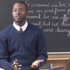 Preguntas de entrevista sobre el manejo del aula