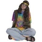 La historia de la moda hippie de los 70'