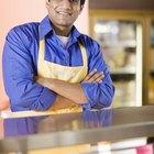 Quais são algumas funções que você pode desenvolver trabalhando em um supermercado?