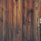 ¿Qué tipo de madera debería ser utilizado en un sauna?