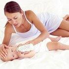 Las ventajas de alimentar a un bebé con biberón