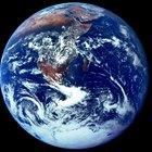 ¿De qué está compuesta la superficie de la Tierra?