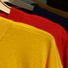 Como remover estampas transfer das roupas