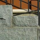 How to split granite rock