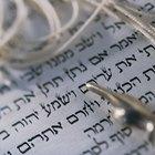 Yarmulke with prayer shawl