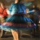 Clases diferentes de danzas filipinas populares