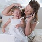 Cómo calmar a un niño que grita