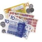 Como remover marcas de tinta de cédulas de dinheiro