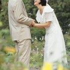 Pasos de la antigua ceremonia de boda judía