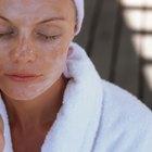 Cómo hacer productos faciales reafirmantes caseros