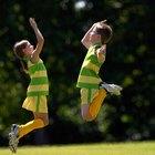 Inflencia del deporte en los niños