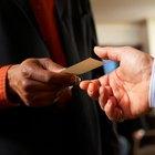 Cuánto cobrar por diseñar tarjetas de visita