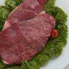 Fillet Mignon Beef Steak cooked rare