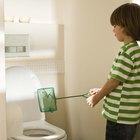 Altura estándar de las tuberías de agua y desagüe en el tocador del cuarto de baño
