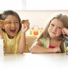 Comidas rápidas y fáciles para niños quisquillosos