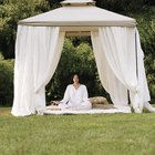 The Best Fabric for Outdoor Gazebos
