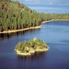 Actividades en Lake Tahoe durante octubre