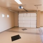 Garage Ceiling Material Ideas