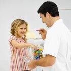 Incentivos para el buen comportamiento de los niños