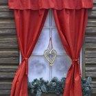 Como desamassar cortinas
