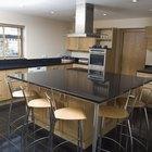 ¿Cuál es la distancia recomendable entre una mesada y  una isla en una cocina?