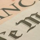 Fonts that look like digital text
